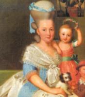 geboren kind swart 1709